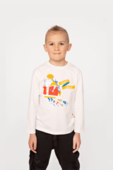 Kids Long Sleeves Kids Long Sleeves Mykolay. Long sleeve: unisex, well suited for both boys and girls.