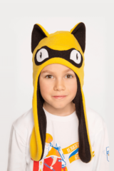 Kids Hat Wild Cat. Hat: unisex, well suited for both boys and girls.
