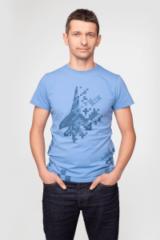 Men's T-Shirt 831 Brigade. Футболкаунісекс(розміри чоловічі).