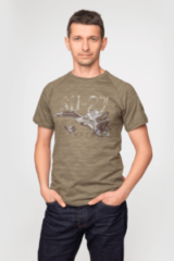 Men's T-Shirt Flanker. Футболкаунісекс(розміри чоловічі).