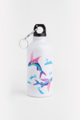 Kids Flask Flying Fishes. Об'єм: 300 мл Матеріал: метал.