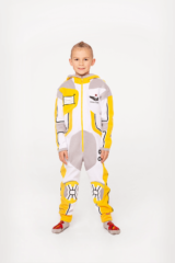 Pajamas Spacesuit. Pajamas: unisex, well suited for both boys and girls.
