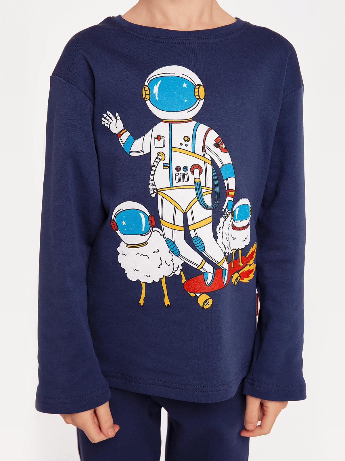 Kids Pajamas Space Shepherd. 3.