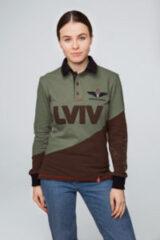 Women's Polo Long Lviv. Поло-лонґ унісекс (розміри чоловічі).