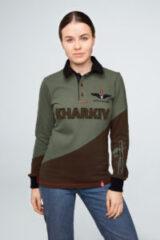 Women's Polo Long Kharkiv. Поло-лонґ унісекс (розміри чоловічі).