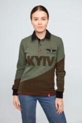 Women's Polo Long Kyiv. Поло-лонґ унісекс (розміри чоловічі).