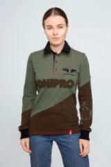 Women's Polo Long Dnipro. Поло-лонґ унісекс (розміри чоловічі).