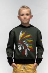 Kids Sweatshirt Indian. Світшот: унісекс, добре пасує і хлопцям, і дівчатам.