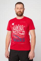 Men's T-Shirt Mars. Футболкаунісекс(розміри чоловічі).