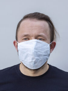 Image for SET OF DISPOSABLE MASKS (10)