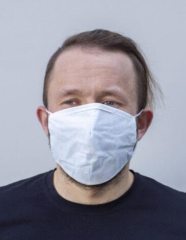 Set Of Disposable Masks (10). Color white.  Товар особистої гігієни, який обміну і поверненню не підлягає.
