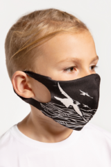 Kids Mask Mountains. The color shades on your screen may differ from the original color.