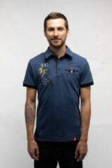Men's Polo Shirt 831 Brigade. Тканина піке: 100% бавовна.
