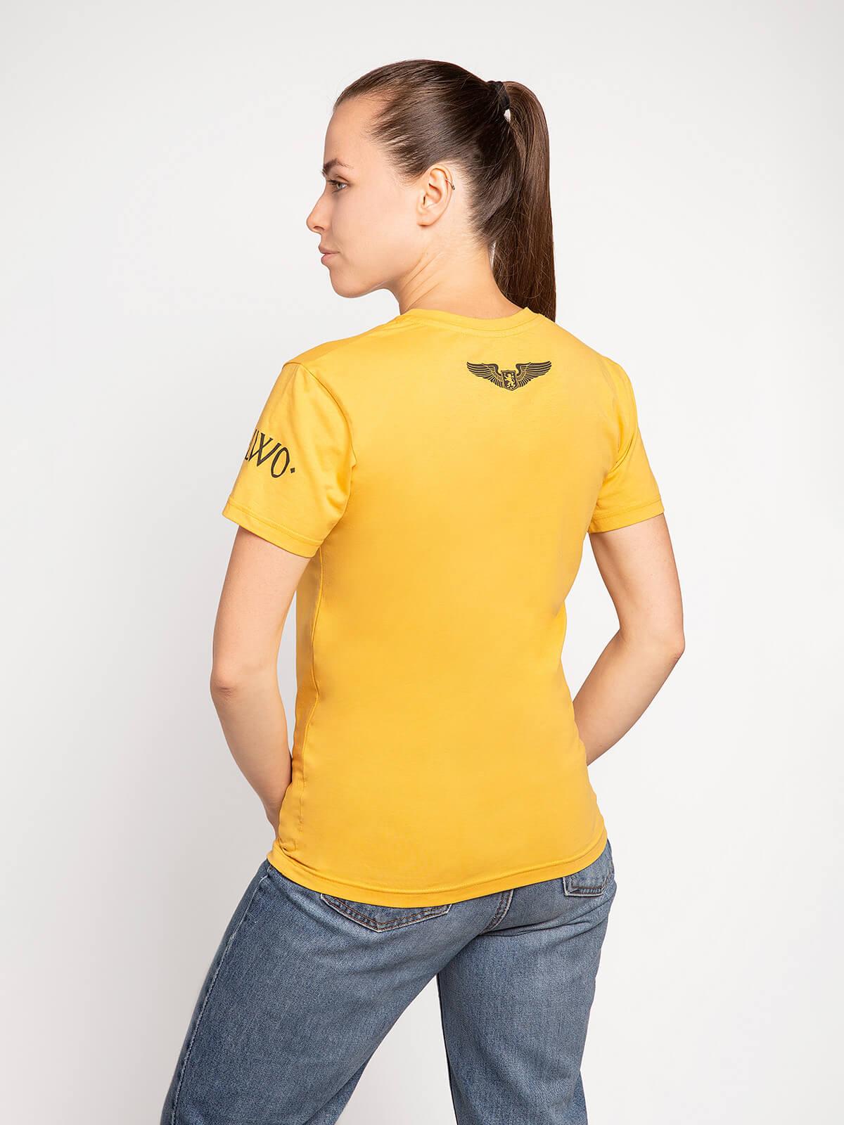 Women's T-Shirt Danylo. Не варто переживати за універсальний розмір.