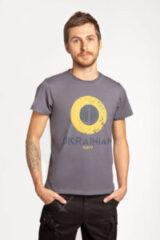 Men's T-Shirt Ukrainian Navy. .
