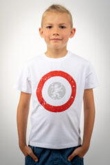 Kids T-Shirt Lion (Roundel). Unisex T-shirt, well suited for both boys and girls.