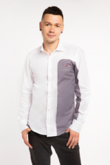 Men's Shirt Kryla. Material: 100% cotton.