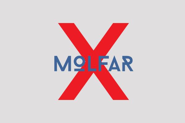Лого ФЕМЕЛІ ЛУК: Molfar-X