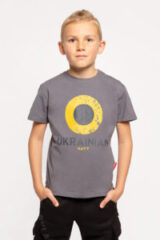 Kids T-Shirt Ukrainian Navy. .