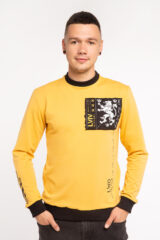 Men's Long Sleeves Have A Nice Flight. Material: 95% cotton, 5% spandex.