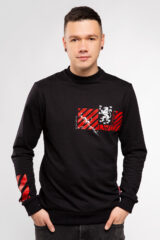 Men's Long Sleeve See You In Lviv. Material: 95% cotton, 5% spandex.