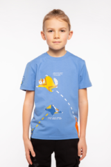 Kids T-Shirt Flying Squirrels. Unisex T-shirt, well suited for both boys and girls.
