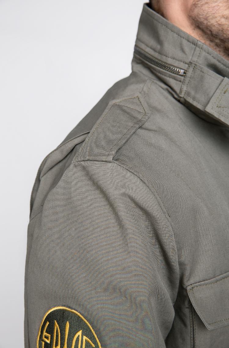 Чоловіча Куртка М-65 Буревій. Колір хакі. .