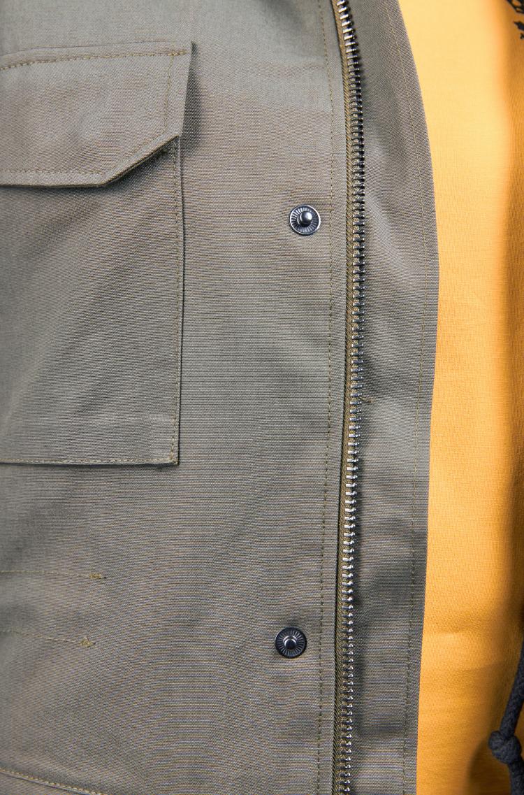 Жіноча Куртка М-65 Буревій. Колір хакі. 11.