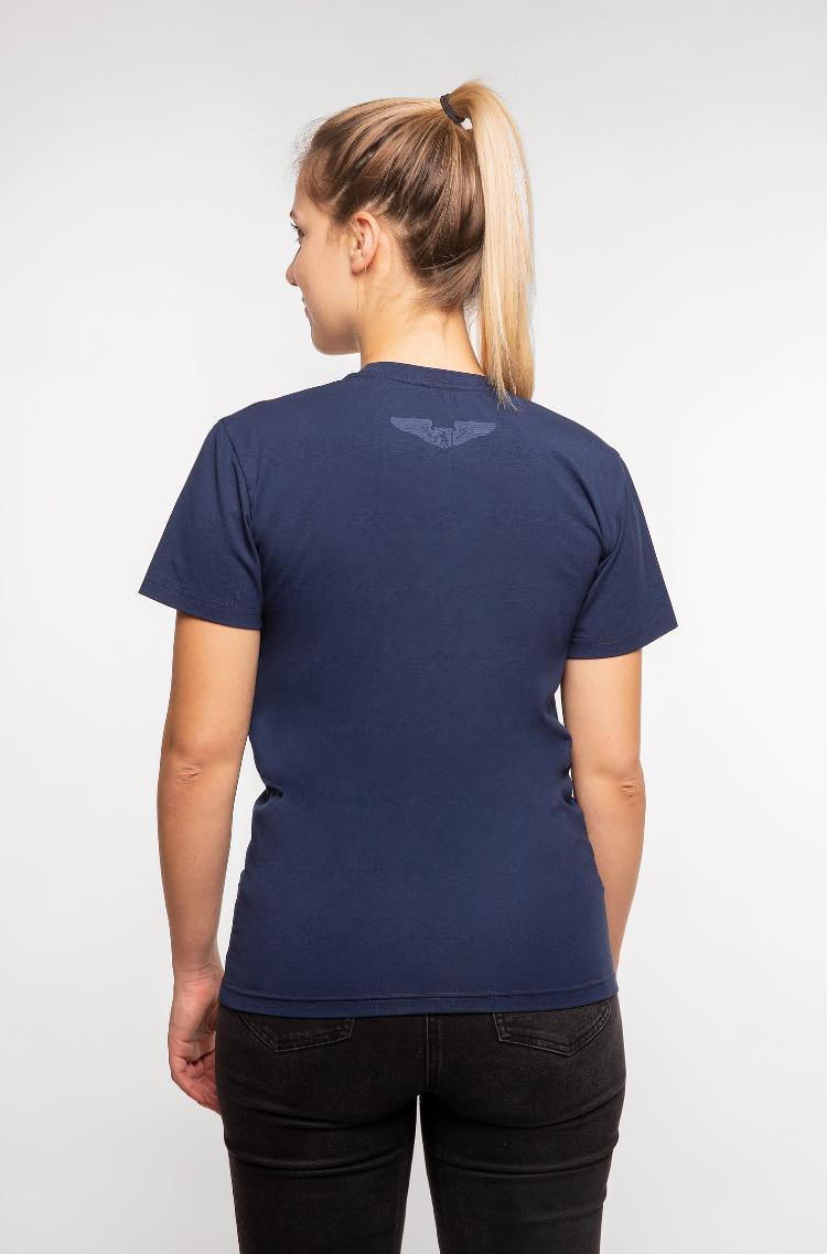 Basic Set Of Women's T-Shirts Colors Burst. Color red. 6.