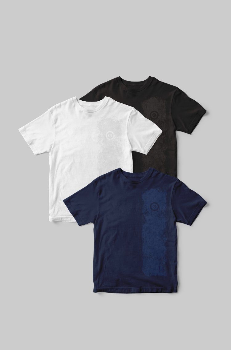 Basic Set Of Men'S T-Shirts Colors Burst. Color black. Basic T-shirts separately you can purchase here  Material: 95% cotton, 5% spandex.