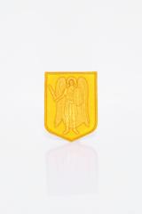 Нашивка Архангел. Архангел Михаїл, символ світлих сил, що боронять від зла та нечисті.