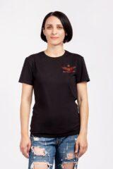 Women's T-Shirt From Ukraine With Love. T-shirt celebrates 75th anniversary of Antonov company.