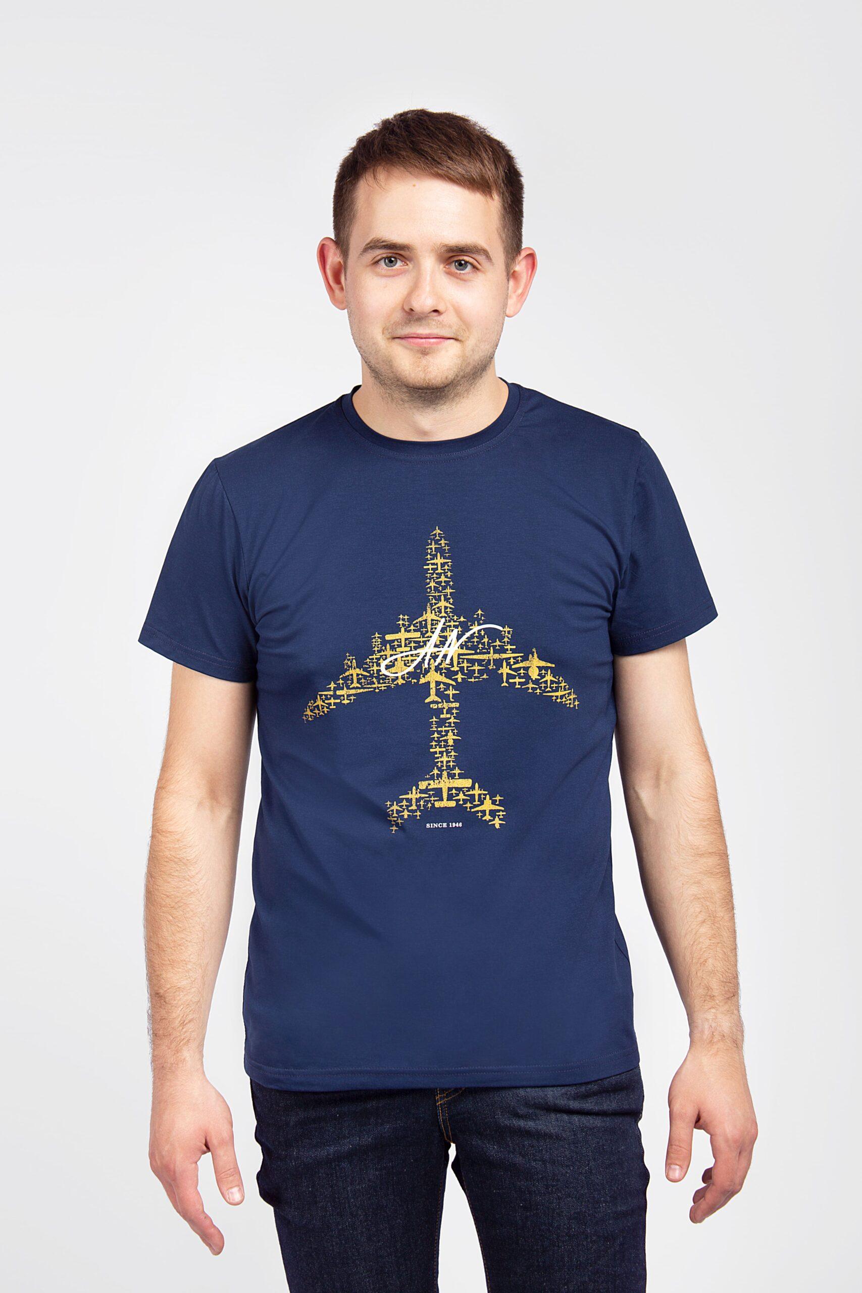 Men's T-Shirt An. The Greatest Hits. Color navy blue. Presale lasts till 10.
