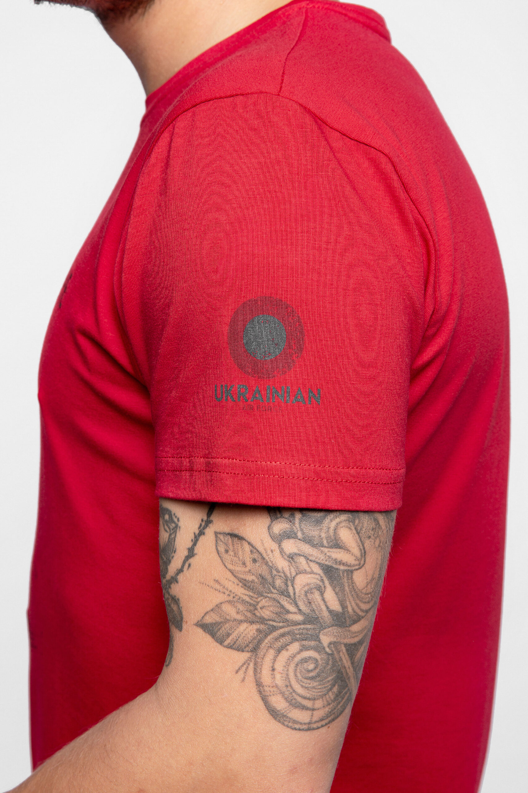 Men'S T-Shirt The Fire Of Fiery 2.0. Color red.  You can pick it up by yourself from our stores from 15.