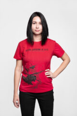 Women's T-Shirt Fire Of Fiery 2.0. Unisex T-shirt (men's sizes).