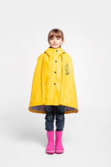 Kids Poncho Raincoat Hydroplane. The color shades on your screen may differ from the original color.