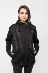 Women's Hoodie Runway. Unisex hoodie (men's sizes).